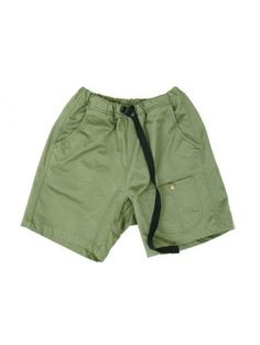 OUTSTANDING&CO 80s CLIMBING CHINO SHORTS[OLIVE GREEN]