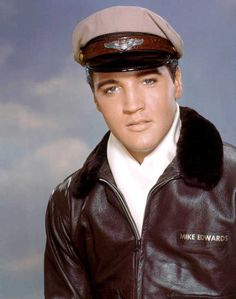 """Elvis A. Presley (January 8, 1935 – August 16, 1977) - American singer, musician, and actor, known commonly as """"The King of Rock and Roll"""" or simply """"The King""""...."""