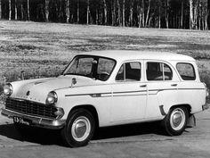 Moskvitch 424 E - 1962
