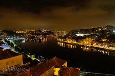 Porto from Mosteiro da Serra do Pilar, Vila Nova de Gaia
