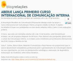 Blog Relações