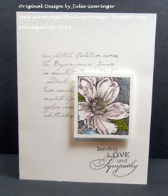 JUNVSNL CAS Dogwood Love by Julie Gearinger - Cards and Paper Crafts at Splitcoaststampers