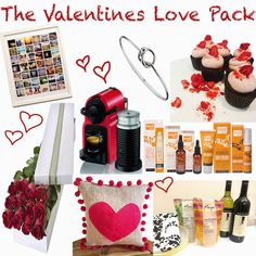 LIVE IT, DO IT!: The Ultimate Valentines Day Giveaway (VALUED AT OVER $2375!)