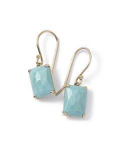 Y2HRU Ippolita 18k Rock Candy Drop Earrings