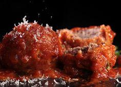 from chowhound basic italian meatballs basic italian meatballs recipe ...