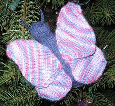 Metamorphosis part II – Butterfly Knitting Pattern