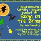 "This download is a companion packet to Room on the Broom, by Julia Donaldson. The 46 page packet includes the following:     •-15 ""Who Questions?"" ca..."
