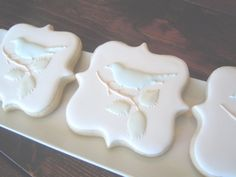 Bambella Cookie Boutique - far and away the most beautiful iced cookies I've ever seen.