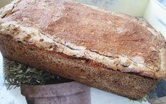 Magic kitchen with Asia: Chleb żytnio-razowy na zakwasie
