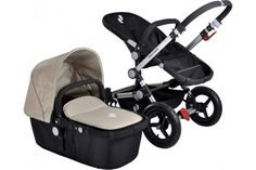 Kaka-Kaki  Baby Pram $299 also on eBay **still my favourite** 4 wheels. Rear wheels air pumped.