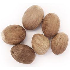Мускатный орех - калорийность и свойства. Польза и вред мускатного ореха