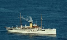 SS Delphine - Forgotten Futures Shrimp Boat, Classic Yachts, Super Yachts, Speed Boats, Luxury Yachts, Tall Ships, Water Crafts, Fishing Boats, Sailing
