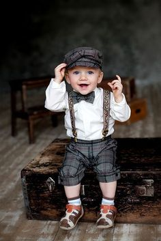 10 Super Charming Page Boy Looks for your Big Day – Kinder Ideen – KinderMode So Cute Baby, Cute Kids, Cute Babies, Precious Children, Beautiful Children, Beautiful Babies, Fashion Kids, Baby Boy Fashion, Baby Boy Outfits