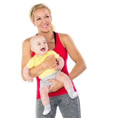 Use Your Baby to Lose Your Baby Weight: 18 Moves For Mom & Baby | Skinny Mom | Where Moms Get the Skinny on Healthy Living - Part 3