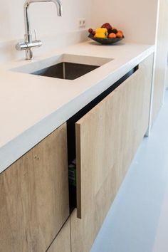 84 veces he visto estas estupendas barras de cocinas. Plywood Kitchen, Ikea Kitchen, Home Decor Kitchen, Home Kitchens, Cheap Wall Decor, Cheap Home Decor, Modern Kitchen Design, Interior Design Kitchen, Home Design