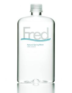 I was on the fence at first, but have come to appreciate the bottle design. I'm hooked on ... Fred.