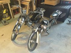 75 og 73 mod Barn Finds, Corvette, Bicycle, Vehicles, Motorcycles, Bike, Bicycle Kick, Bicycles, Cars