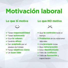 #MotivaciónLaboral  @alberjv #rrhh #motivación
