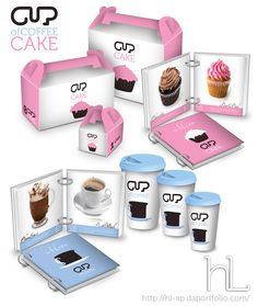 cute cup-cake cup-ofcoffe :D