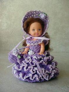 Victorian crochet for Kelly