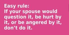 Never lose sight of this rule.it is the simplest and most important. Marriage Advice, Love And Marriage, Relationship Advice, Broken Marriage Quotes, Broken Trust Quotes, Relationship Problems, Words Quotes, Me Quotes, Sayings