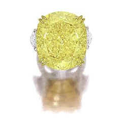 """This stone called """"Lady Luck Diamond"""" carries its name well. If you get to own it """"Lady Luck"""" has been good to you. Now quick get yourself registered with Sotheby's Hong Kong."""