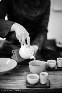 ceremonia del té, tea ceremony