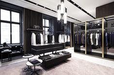 5e630153f92 Dsquared2 Amsterdam Store - Pieter Cornelisz Hooftstraat 121 #Dsquared2  #D2Stores Clothing Store Interior,