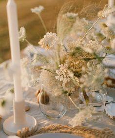 A Jenni Kayne Wedding: Inside Our Creative Director's Dreamlike Island Nuptials   Living   Rip & Tan Reception Table, Wedding Reception, Our Wedding, Field Wedding, Summer Wedding, Bo And Luca, Orange Wine, Advice For Bride, Whidbey Island