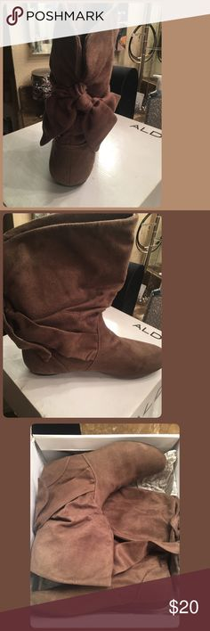 Aldo Boots STYLE : HORKEY Aldo Shoes Ankle Boots & Booties