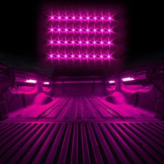 PINK Single Color LED 4 pcs Truck Bed Tool Box Light Kit from XKGLOW Auto OFF