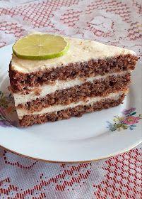 Cake & Co, Pastry Cake, Pastry Recipes, Vanilla Cake, Tiramisu, Mousse, Ethnic Recipes, Lime, Food