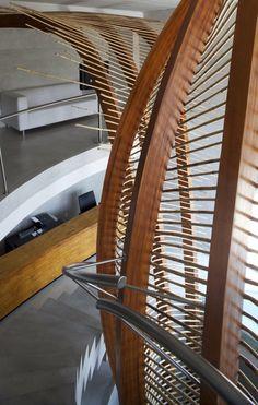 GLEM Office, Brazil designed by  Mareines + Patalano Architects