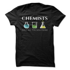 Chemists Have the Solution