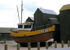 Image result for hastings net huts Boat, Image, Dinghy, Boats