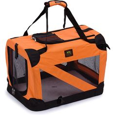 Pet Life 360-degree View Pet Dog Carrier Crate (Extra Small)