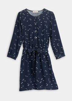 Silk Dove Dress | Rodale's