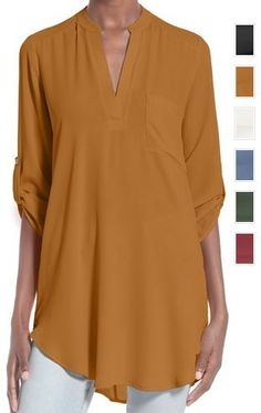 nice Tunics: The Perfect Fashion for Women Over 50