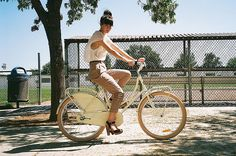 lovely bicycle.