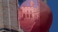 Clown&Clown Festival di Monte san Giusto, Naso Rosso sul Campanile manortiz