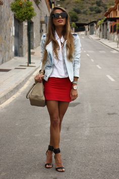 Love this outfit, i have similar pieces i'll have to try it out!