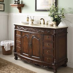 Enjoy The Beauty And Luxury Adelina 26 Inch Petite Antique Bathroom Vanity  Mat Black Finish. Give The Elegance And Durabilu2026