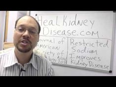 How To Stop Kidney Disease Damage With Nutrition and Diet Tip - YouTube