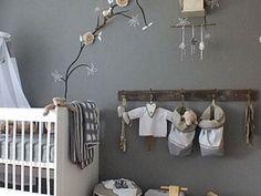 Baby kamer detail