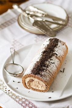 Swiss Roll Tiramisu