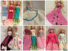 Ompele barbin vaatteita Sewing Barbie Clothes, Baby Born, Lily Pulitzer, Kids Rugs, Summer Dresses, Fashion, Moda, Kid Friendly Rugs, Summer Sundresses