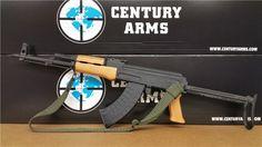 AK47 63D Underfolder Milled Receiver 7.62x39