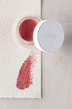 RMS Beauty by in Pink Size: All, Makeup at Anthropologie 16 Shocking Beauty Treatments You Won't Believe Actually Exist Beauty Care, Diy Beauty, Beauty Skin, Beauty Makeup, Beauty Hacks, Beauty Ideas, Homemade Beauty, Beauty Secrets, Face Beauty