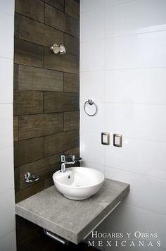 Vanity, Bathroom, Decoration Home, Home Decoration, St Andrews, Modern Bathrooms, Houses, Quartos, House Decorations