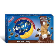 "Did You KnowMoon Pies were introduced during the Great Depression in the US. Bakers in Tennessee combined marshmallow creme with graham crackers in a sandwich style and then, further down the line, they added chocolate to create the first, recognisable moon pie.The tradition of eating Moon Pies and drinking RC Cola began because both products were relatively inexpensive and the Moon Pies were quite large, creating a ""working man's lunch"".This was so popular that it spawned the song ""Gimmee…"